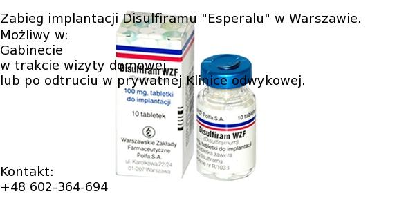 esperal warszawa